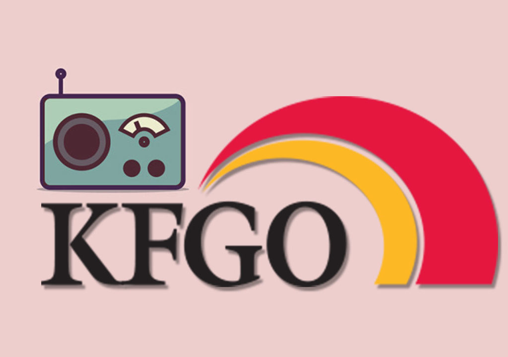 Latest QSL: KFGO – The Mighty 790 Fargo ND