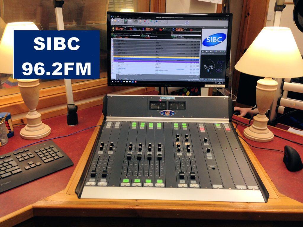 QSL: SIBC – Shetland Islands Broadcasting Company 96.20 MHz