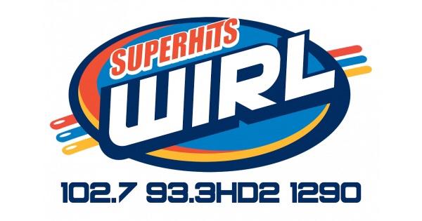 QSL: SuperHits WIRL Peoria IL 1290