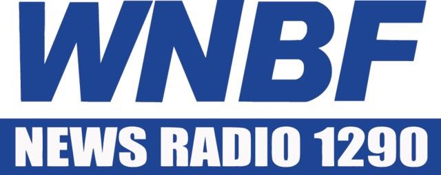 QSL: WNBF Binghamton NY 1290