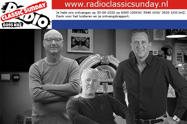 [QSL] HOL: Radio Classic Sunday 5940kHz via Radio Onda, Borculo